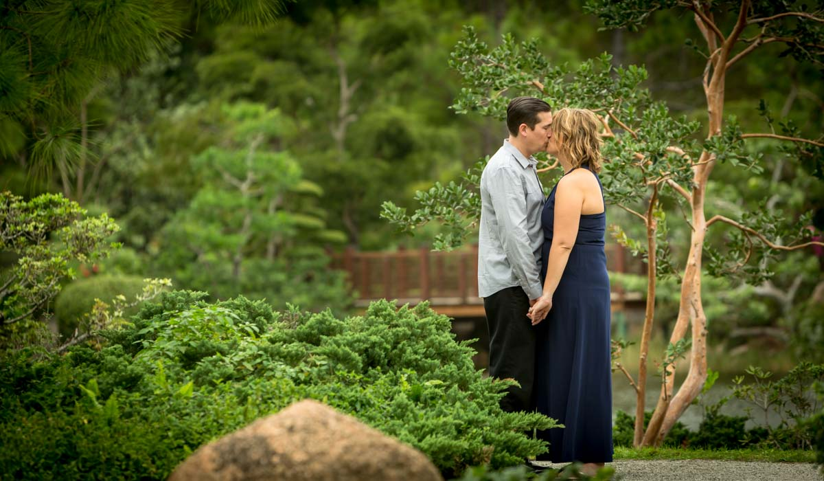 Crystal & Eric's Elegant Boca Raton Engagement Photography Pictures